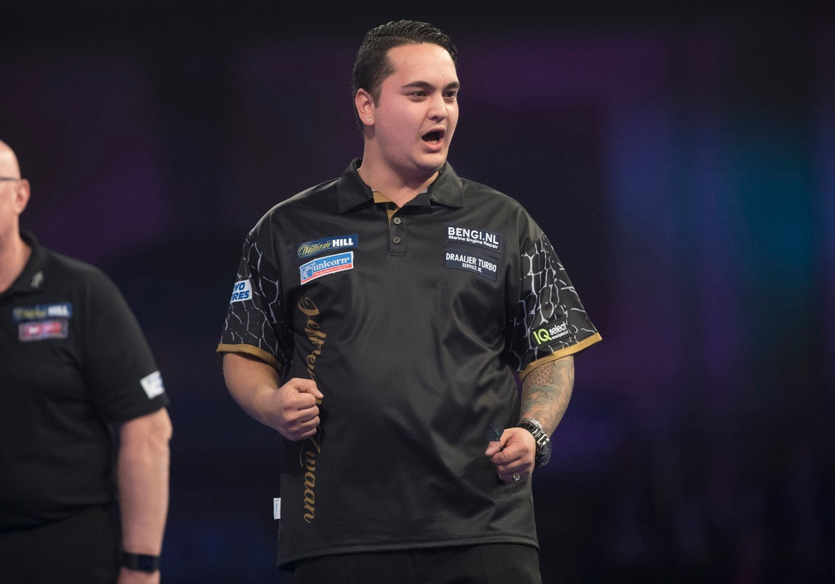 Race to Blackpool: Jeffrey de Zwaan set for World Matchplay return after run to Players Championship 12 final